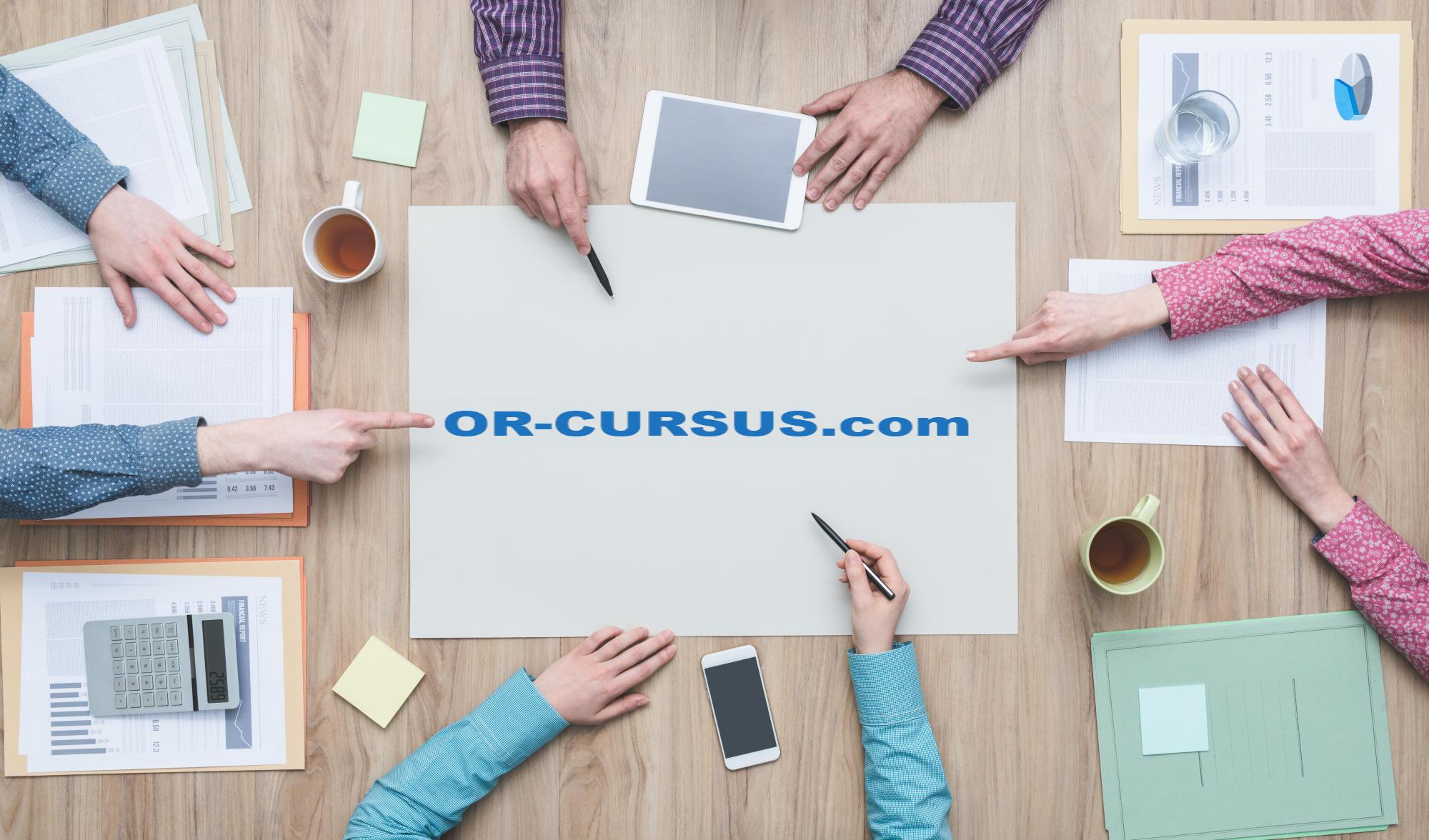 OR Cursus